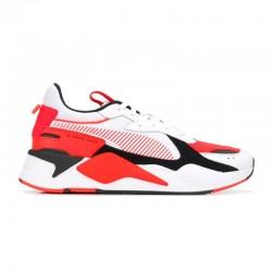 Puma RS-X color blanco -rojo