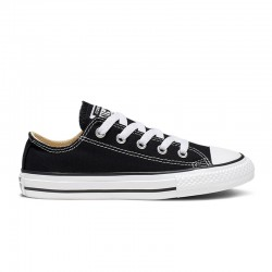 Converse All Star Low Negras