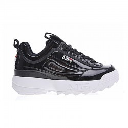 Fila Disruptor Low Negras
