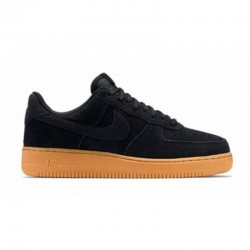 Nike Air Force One Negras Ante