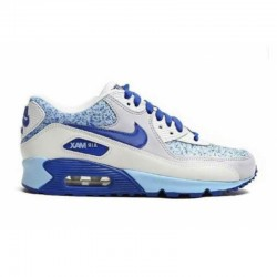 Nike Air Max Azul y Blancas