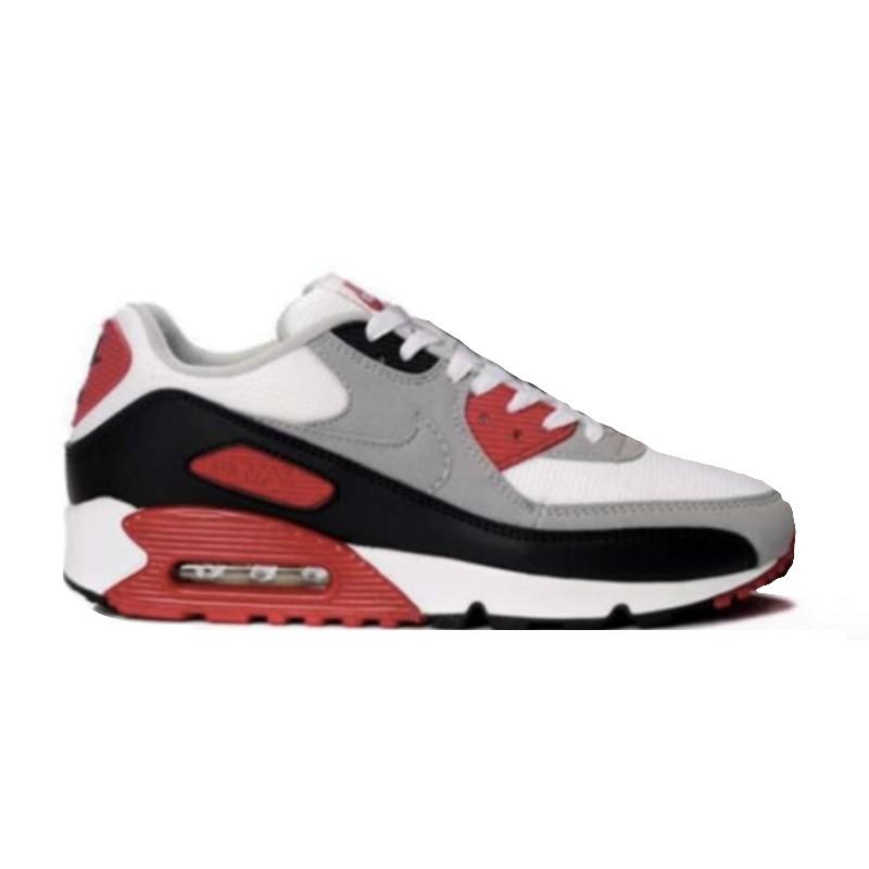 zapatillas air max rojas