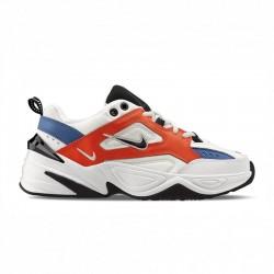Nike M2K Tekno Blancas y Rojas