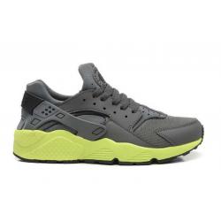 Nike Huarache Gris y Amarillo