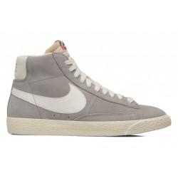 Nike Blazer Mid PRM Grises